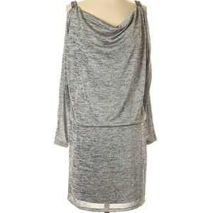 White House black market grey dress!